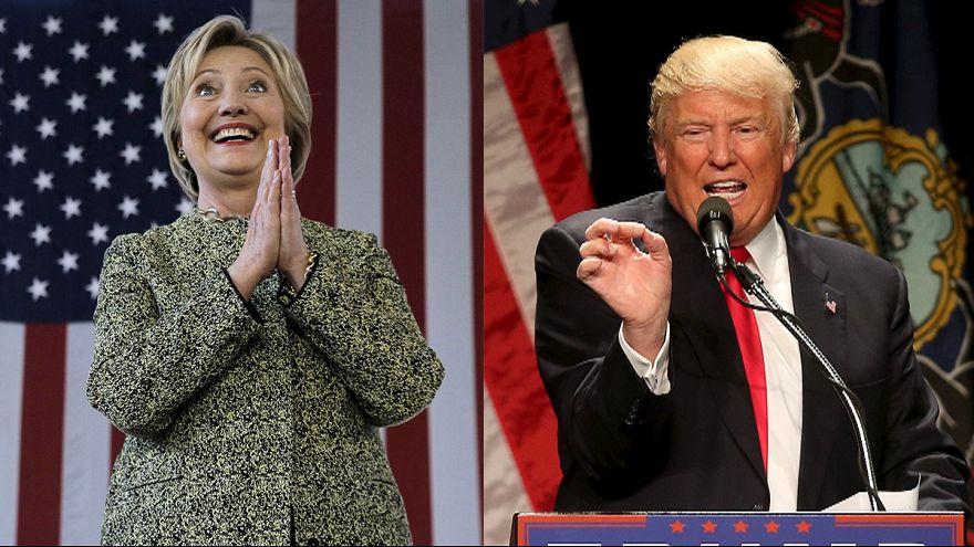 Donald Trump y Hillary Clinton ganan en Nueva York