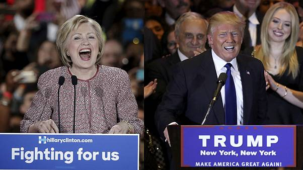 Trump and Clinton are the big winners in New York