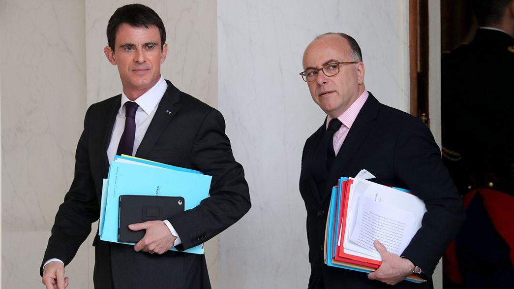 Wegen Fußball-EM: Frankreich verlängert Ausnahmezustand