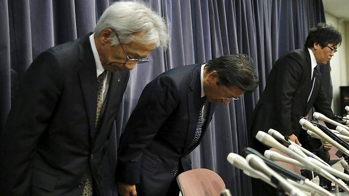Emisyon skandalı Mitsubishi'ye de sıçradı