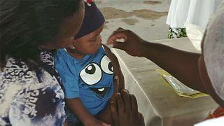بدء العد العكسي للإنهاء على فيروس شلل الأطفال