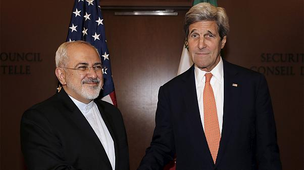 دیدار کری و ظریف در نیویورک؛ تلاش برای بهرمندی ایران از اجرای برجام