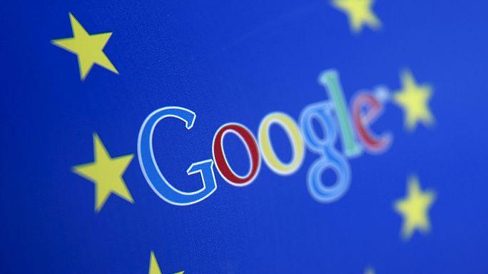 Brüsszel eljárást indít a Google ellen