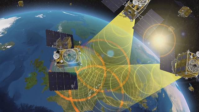 EGNOS kusursuz bir navigasyon hizmeti sunuyor