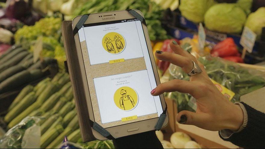اپلیکیشن ایتالیایی برای جلوگیری از دور ریختن مواد غذایی
