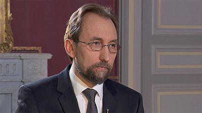 """Der Hohe Kommissar für Menschenrechte: """"Baschar al-Assad könnte eines Tages verurteilt werden."""""""