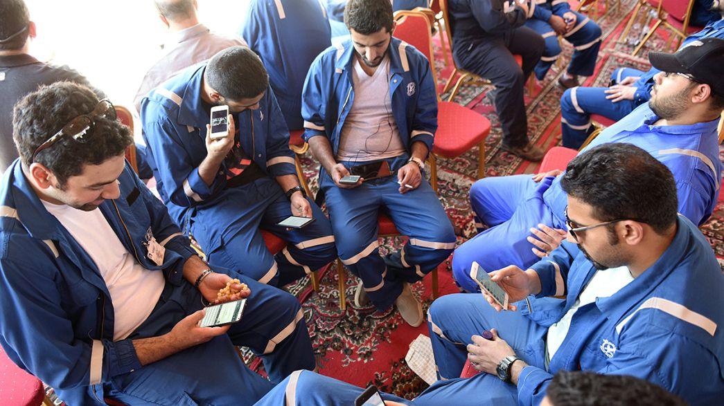 Koweit : fin de la grève des travailleurs du pétrole