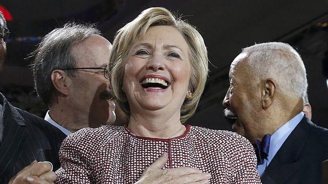 Broken vote accusations dog Clinton's New York victory