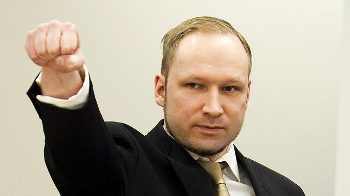 Aşırı sağcı seri katil Anders Behring Breivik, Norveç devleti aleyhine açtığı davayı kazandı