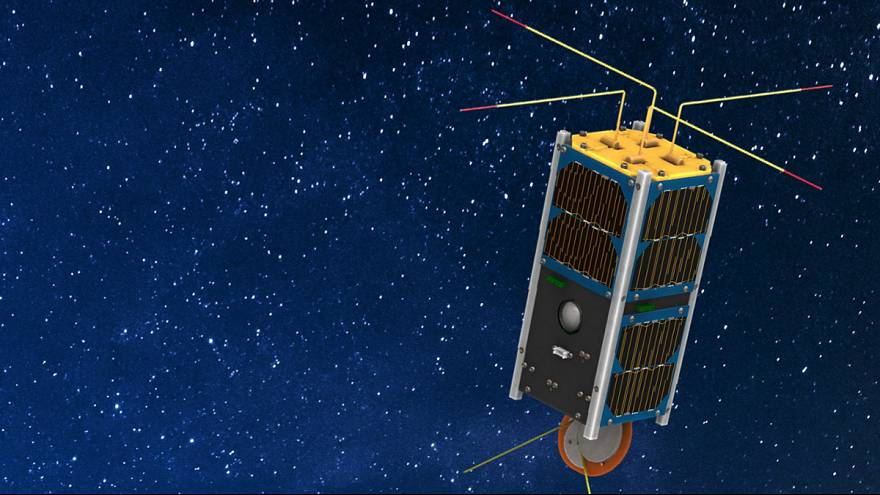 """UPSat"": O πρώτος δορυφόρος ελληνικής κατασκευής!"