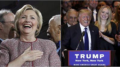 Primaires américaines : victoire de Trump et Clinton à New York