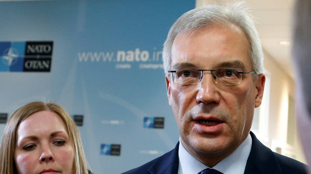 Nato-Russland-Rat tagte erneut