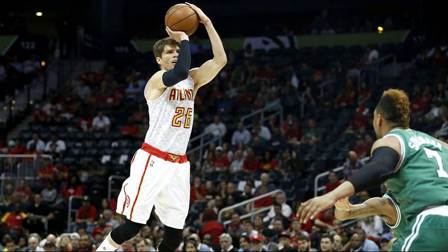 Hawks shread Boston in NBA playoffs for a 2-0 lead