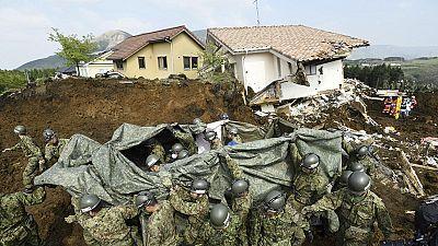 Tremblement de terre au Japon : le bilan s'alourdit