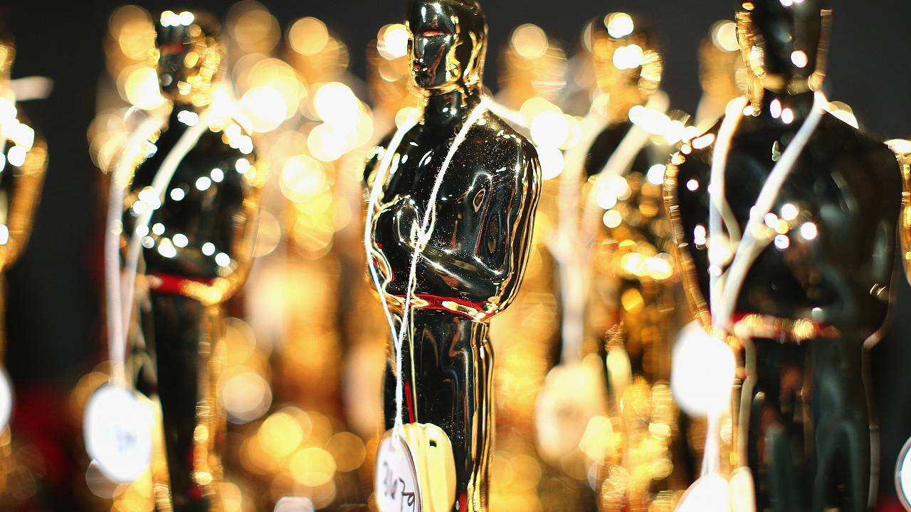 Image: 86th Annual Academy Awards - Backstage