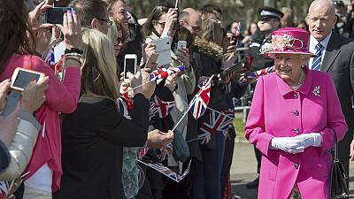 Britain marks Queen Elizabeth's 90th birthday, Royal Mail's 500th