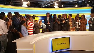 Africanews launches to 7 million homes across Africa