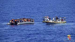 UN-Flüchtlingshilfwerk befürchtet bis 500 Tote nach Bootsunglück