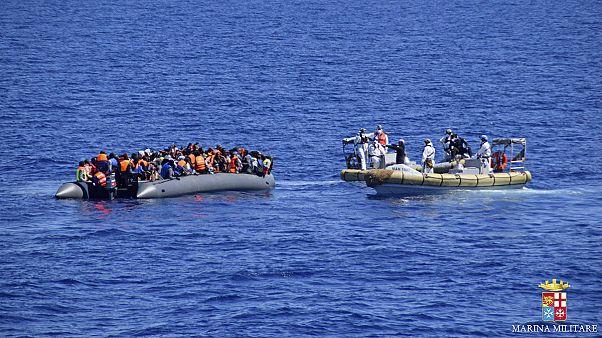 Près de 500 migrants se seraient noyés en Méditerranée (UNHCR)