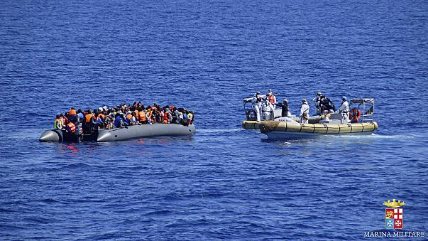 Unas 500 personas podrían haber muerto en un nuevo naufragio en el Mediterráneo