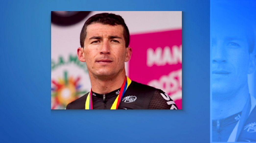 Team Sky schließt Radprofi Henao vorläufig aus