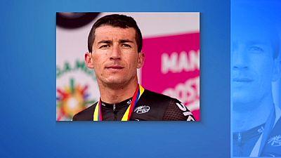 El Sky aparta a Sergio Henao del equipo hasta que se aclaren las dudas sobre su pasaporte biológico