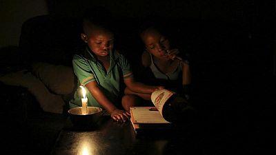 Afrique du Sud : manifestation contre le manque d'électricité