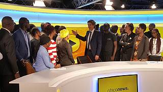 Africanews is now LIVE on air and online