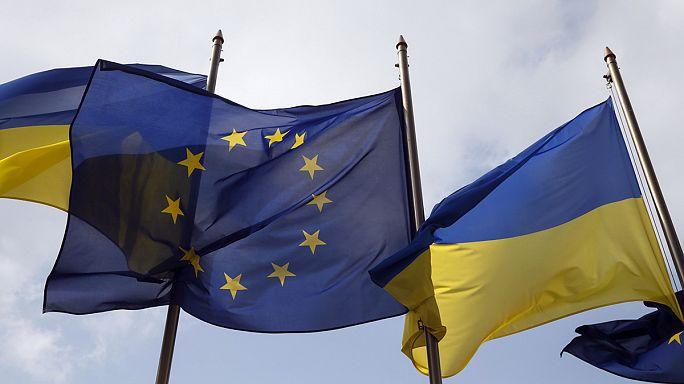 AB'den Ukrayna'ya vize jesti