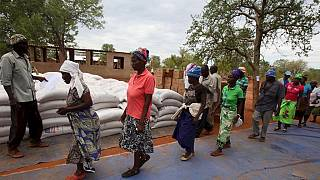 US to feed half a million Zimbabweans till October