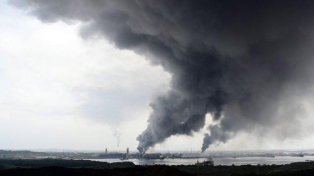 Meksika'da kimyasal patlama: En az 3 ölü, 130 yaralı
