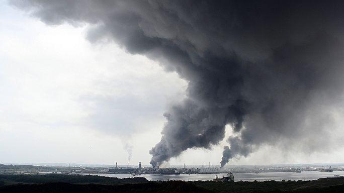 Mexikó: halálos robbanás egy olajipari létesítménynél