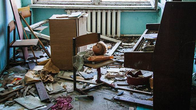 Pripjaty csendes sikoltásai - 30 évvel a katasztrófa után
