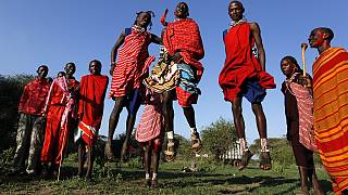 Kenya's Maasai fabric, a business boom for locals