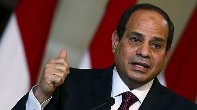 Egypt president orders swift trial of policeman who shot dead tea vendor