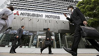 Mitsubishi centre raided as Japan probes faked fuel economy tests