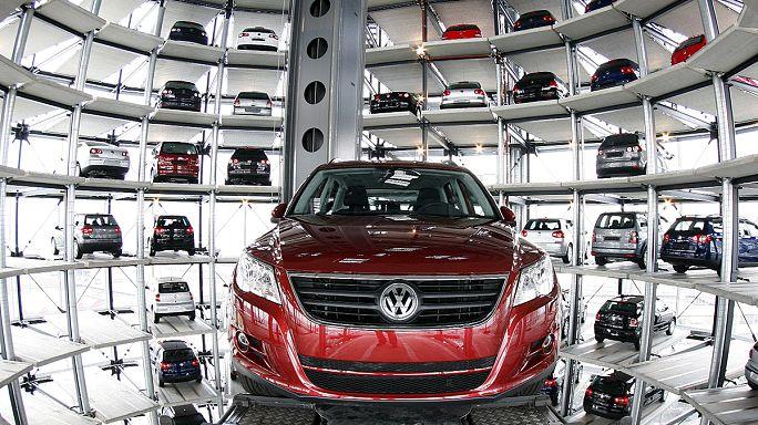 """Volkswagen : """"дизельный скандал"""", похоже, улаживается"""