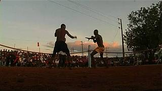 Traditional Malagasy boxing on the spotlight