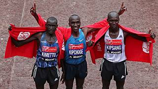 Kenyan athletes look to continue London marathon dominance