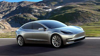 Tesla : 400.000 commandes pour la Model 3