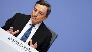 عدم تغییر در نرخ بهره بانک مرکزی اروپا