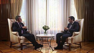 Αλέξης Τσίπρας στο euronews: Μία χώρα με πλεόνασμα πάνω από τον στόχο δεν έχει ανάγκη από νέα έκτακτα μέτρα
