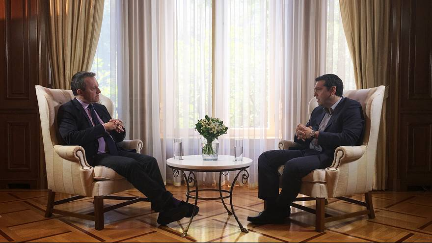 Exclusive: Greece needs debt relief to take final step to recovery, says Tspiras