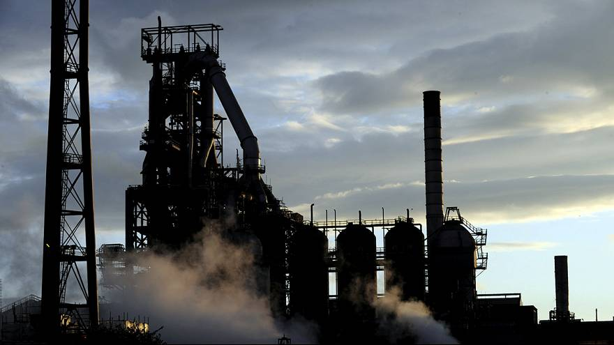 Britischer Staat bereit, bei Tata Steel einzusteigen