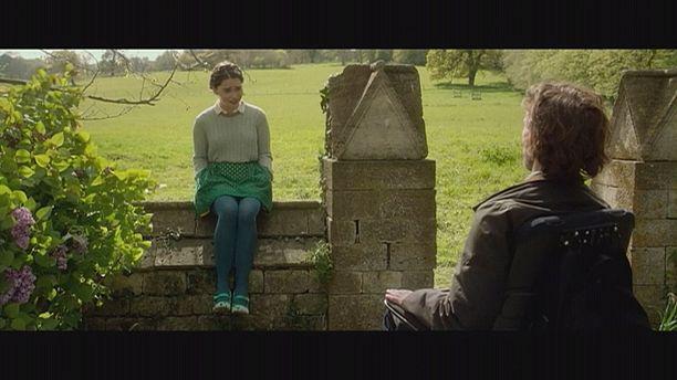 Me Before You: small-town girl meets quadriplegic boy