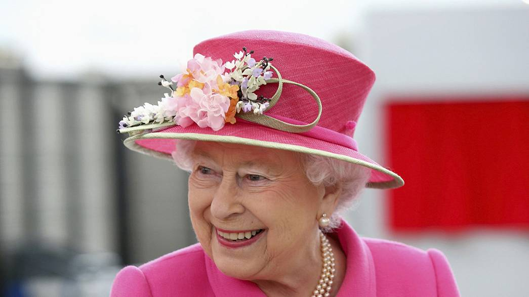 Happy Birthday Ma'am! Queen Elizabeth's 90th as seen on Twitter