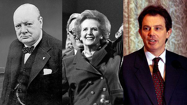 Cameron, Blair, Major: Geburtstagsgrüße für Elizabeth II.