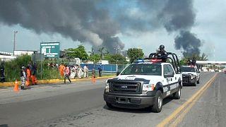 افزایش تلفات انفجار در یک مجتمع پتروشیمی در مکزیک