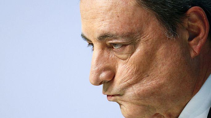 Maradt nulla százalék az eurózónás alapkamat