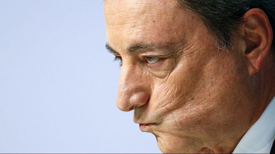 """EZB-Präsident Draghi blockt deutsche Kritik ab: """"Wir gehorchen dem Gesetz, nicht Politikern..."""""""